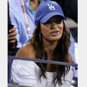 Los Angelos Baseball Cap in Grey*